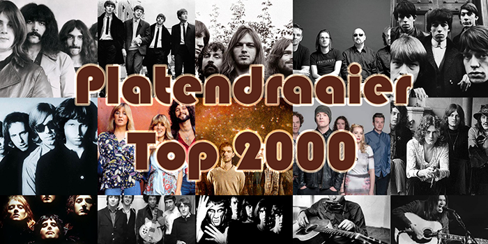 Top 2000 songs of all time