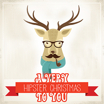 A Very Hipster ChristmasTo You