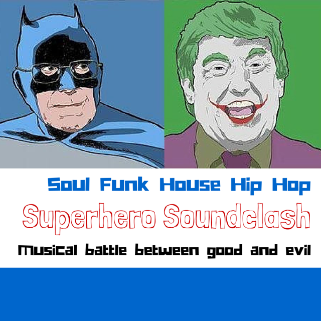 Super Hero Soundclash