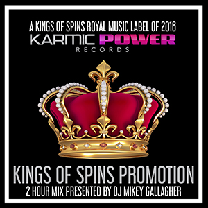 Kings Of Spins Royal Music Label Of 2016 - KARMIC POWER RECO