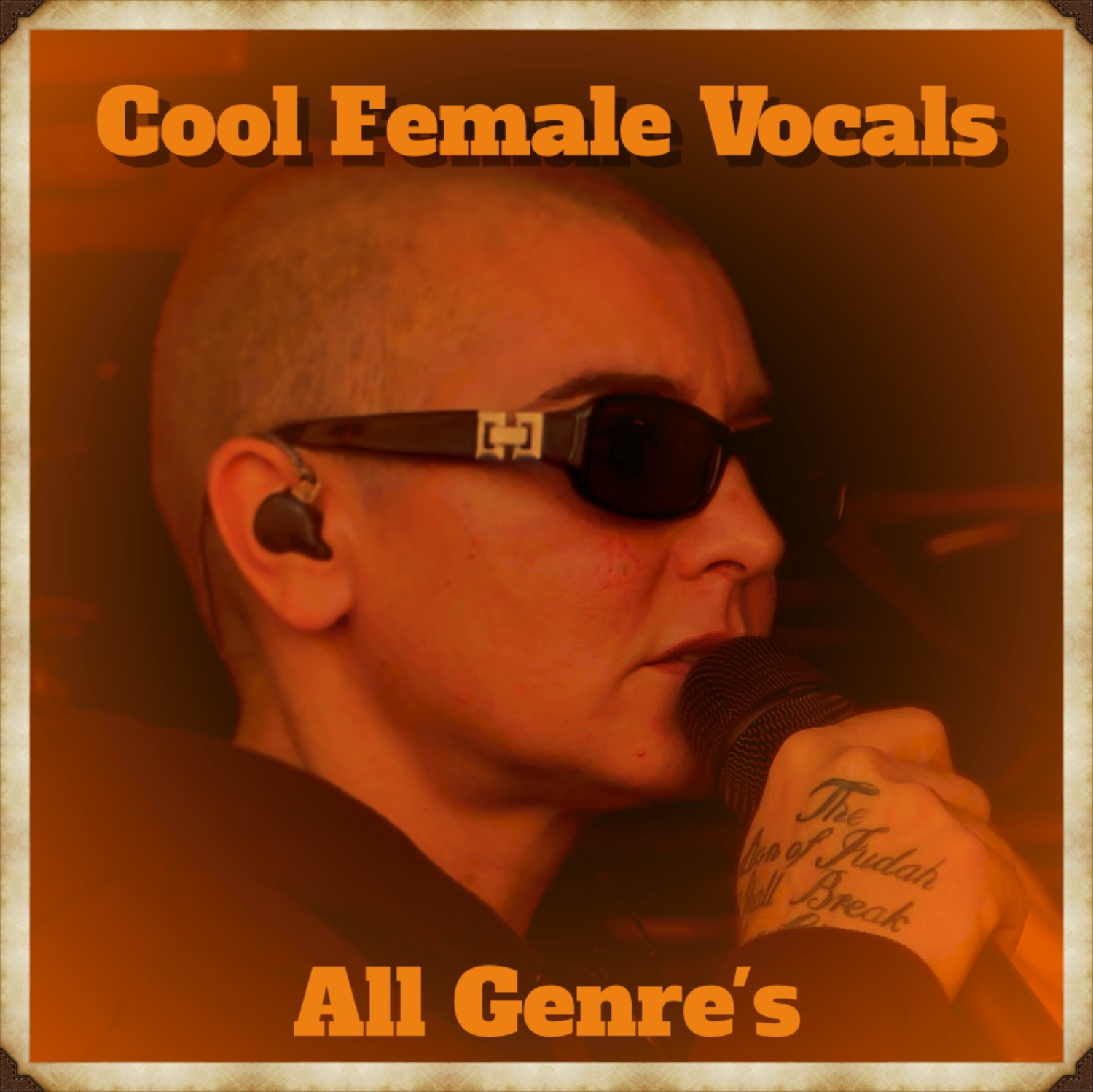 Cool Female vocals