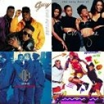 600 Songs R&B of the 90s