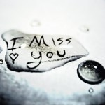 I Miss You!