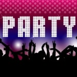Party playlist. Hands up!