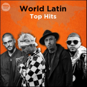 World Latin Top Hits