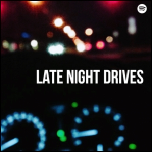 Late Night Drives - Alternative R&B, Chill Rap