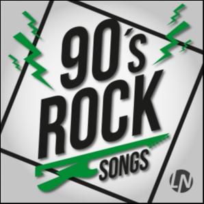 90s Rock Songs - Listen Spotify Playlists