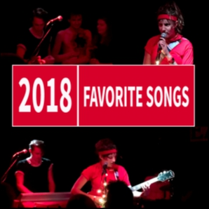 2018: Favorite Songs