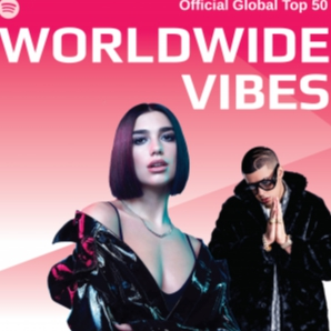 Worldwide Vibes - Global Top 50