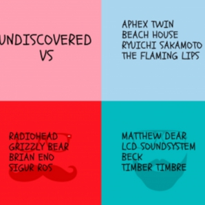 UNDISCOVERED VS - mixtape #1
