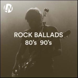 Rock Ballads 80s 90s Best Rock Love Songs 80 S 90 S Music Listen Spotify Playlists