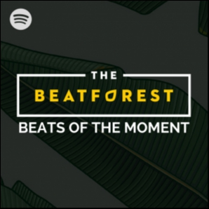 BEATS OF THE MOMENT • THE BEATFOREST