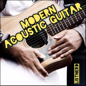 Modern Acoustic Guitar - Guitar Percussions and Melodies