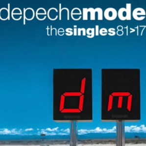 DEPECHE MODE The Singles 1981 - 2017