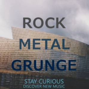 Stay Curious - Heavy Metal/Grunge/Rock