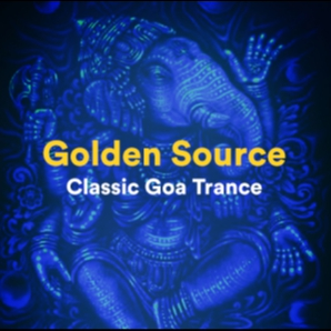 Golden Source | Classic Goa Trance ॐ