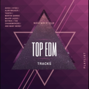 EDM Top Songs November 2019