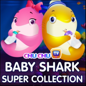 Baby Shark Super Collection
