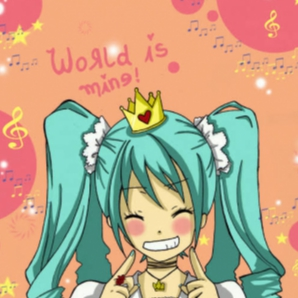 Hatsune Miku - World Is Mine