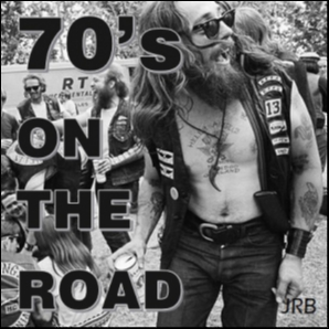 70's ON THE ROAD