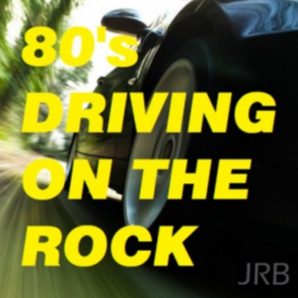 80's DRIVING ON THE ROCK