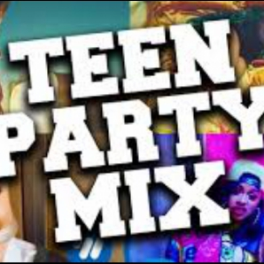 TEEN PARTY PLAYLISTS