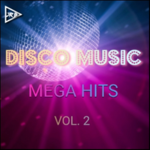 DISCO MUSIC MEGA HITS VOL. 2