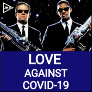 LOVE AGAINST COVID-19