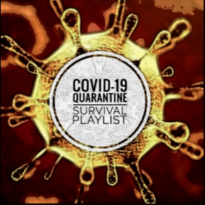 COVID-19 QUARANTINE SURVIVAL SYNTHWAVE PLAYLIST