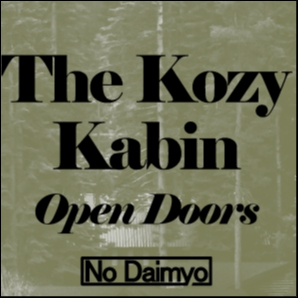 The Kozy Kabin: Open Doors