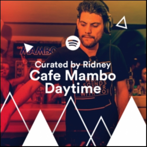 Cafe Mambo Ibiza Daytime (2020) // Curated by Ridney