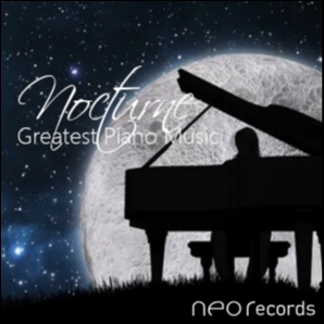 Nocturne - Beautiful night music for Piano