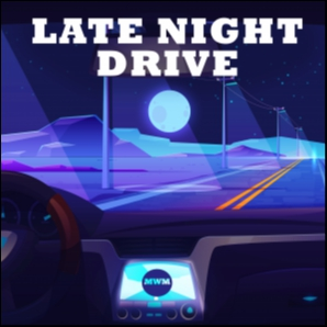 Late Night Drive (Lofi Hip Hop | Trap | Synthwave