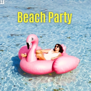Beach Party ???? by HYPELIST