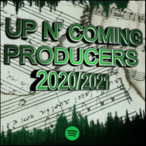 UP N' COMING PRODUCERS 2020/21