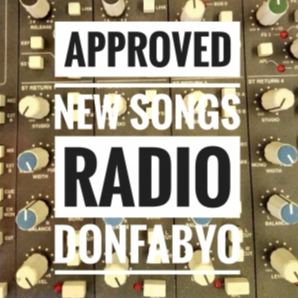 Approved New Songs - Radio DonFabio