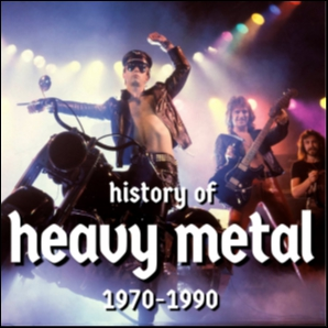 In 222 Songs Through The First Two Decades Of Heavy Metal
